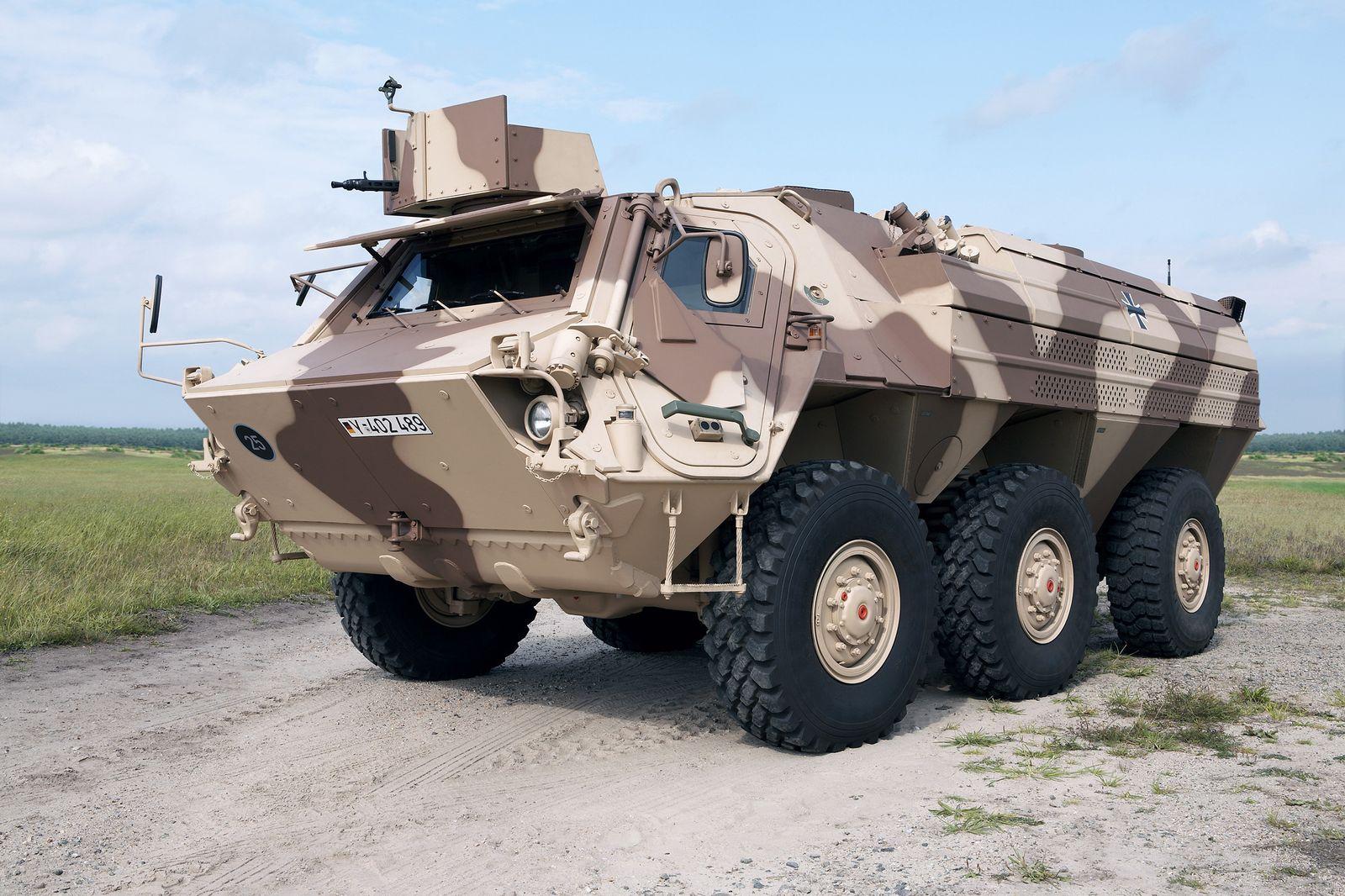 Rheinmetall / Fuchs