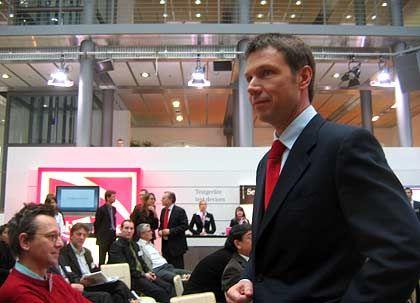 Brot-und-Butter-Rede: Telekom-Chef Obermann am Mittwoch in Berlin
