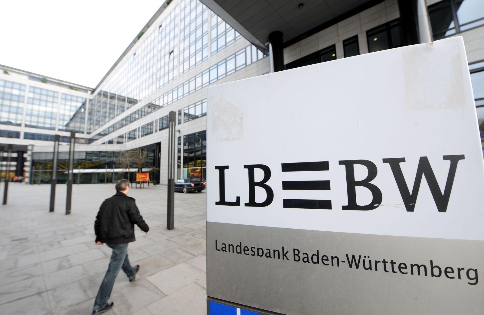 Landesbank Baden-Württemberg / Ehemalige Skandalbanken