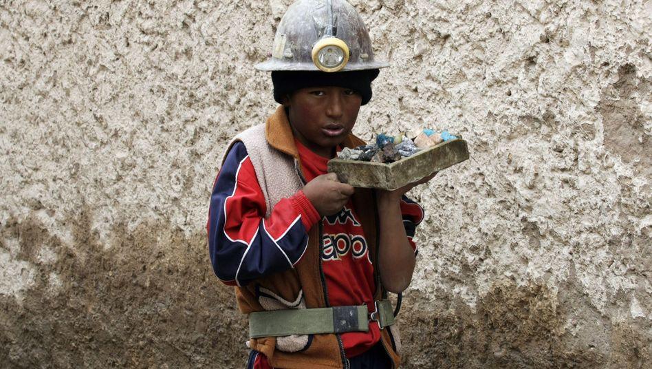 Kann man als integrer Mitarbeiter bei einem Unternehmen arbeiten, in dessen Branche es Kinderarbeit gibt?