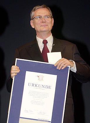 Prof. Klaus Bade ist Deutschlands profiliertester Migrationsforscher