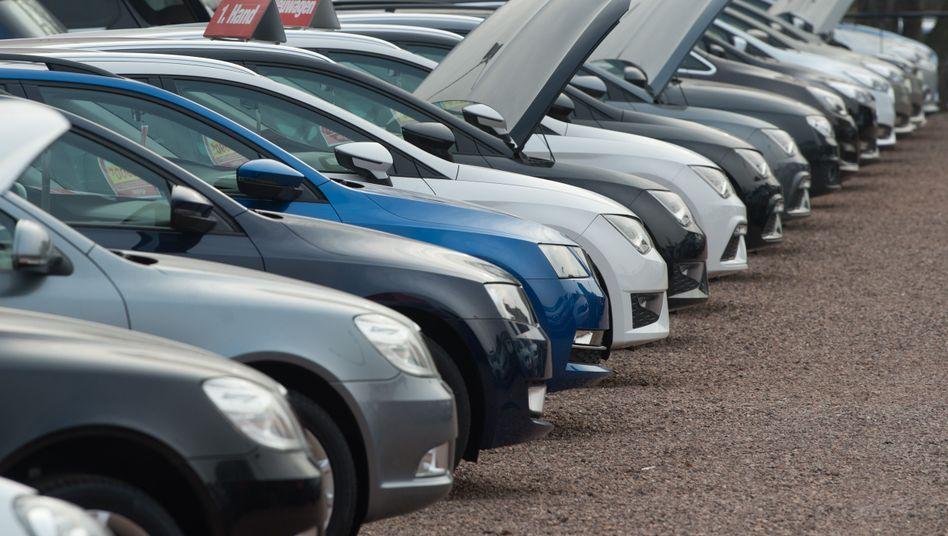 Rabatte drücken Gewinn: Leasingwagen machen den Autohändlern teils schwer zu schaffen
