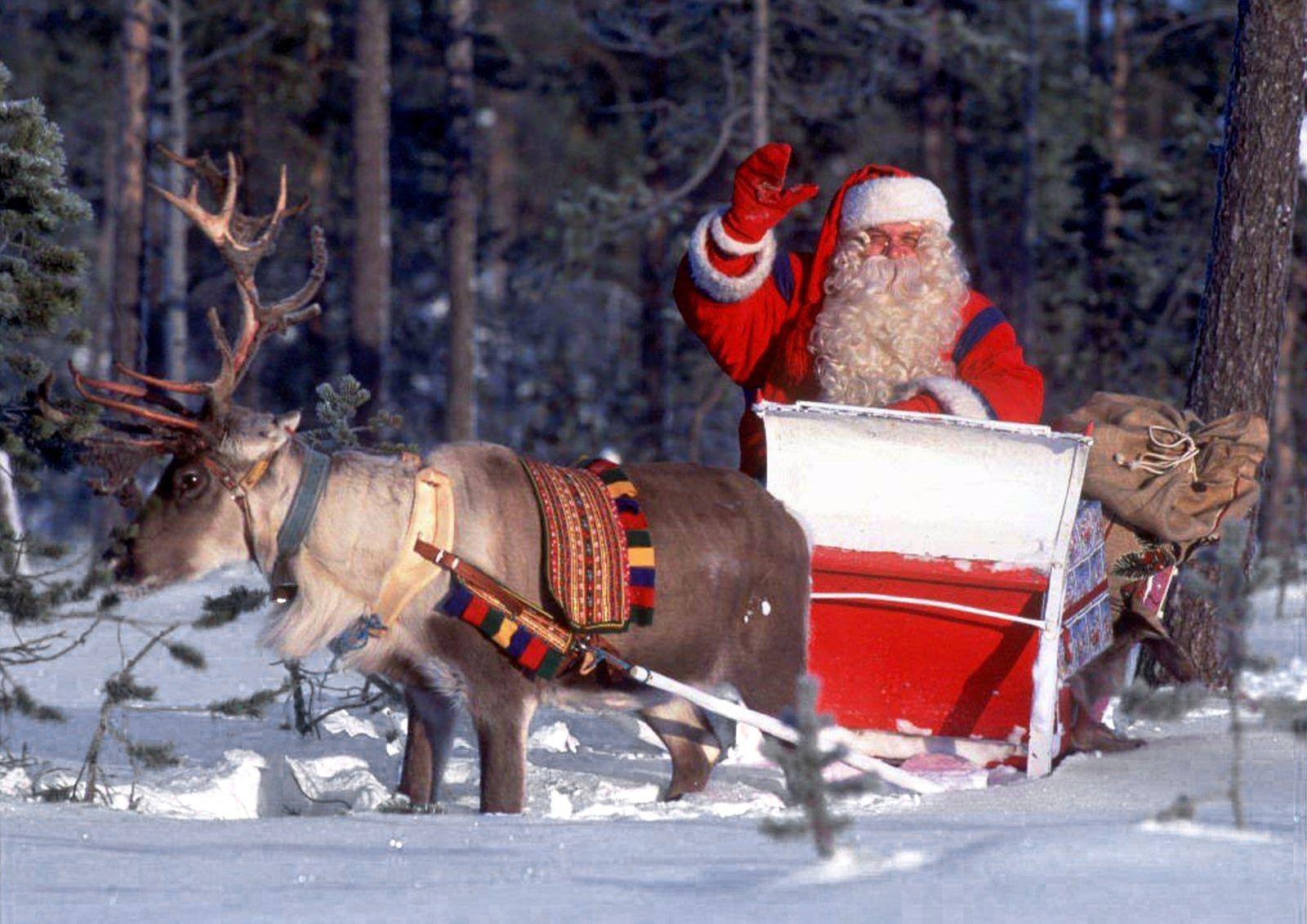 Weihnachtsmann / Lapland