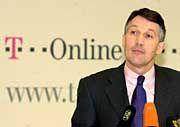 Propagiert - erfolgreich, so scheint es - das Ende er Kostenloskultur: T-Online-Chef Thomas Holtrop
