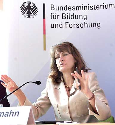 """Edelgard Bulmahn: """"Bildung muss messbar werden"""""""