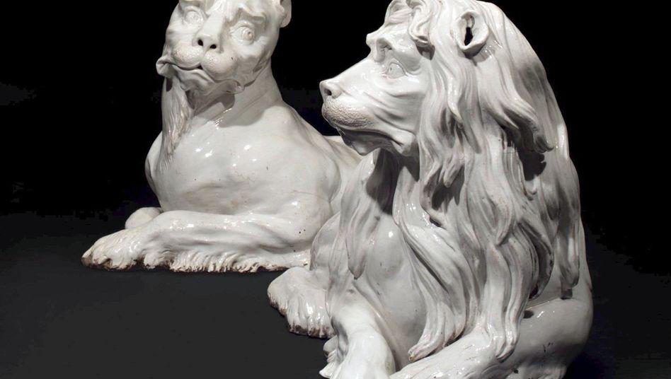 Meissener Porzellan: Diese Tierplastiken wurden auch zwangstaatlicht