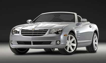 Schönheit führt nicht immer zum Erfolg: Trotz zahlreicher neuer Modelle wie dem Crossfire Roadster hat Chrysler noch Probleme