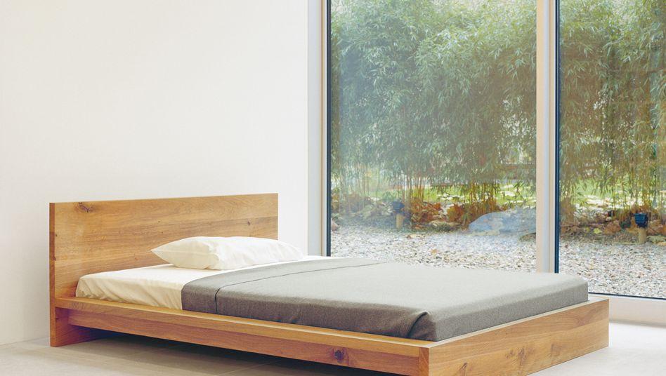 "Nicht ""Malm"", sondern ""Mo"" - Bett des Frankfurter Designbüros e15"