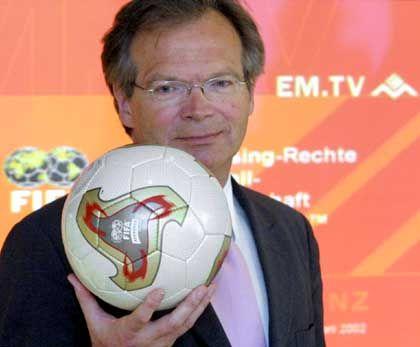 Doppelpass mit den Kreditinstituten: EM.TV-Chef Werner Klatten