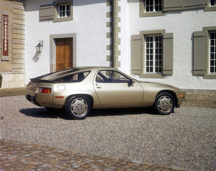 Der Porsche 928 S: Eigener Kult im Schatten des 911ers
