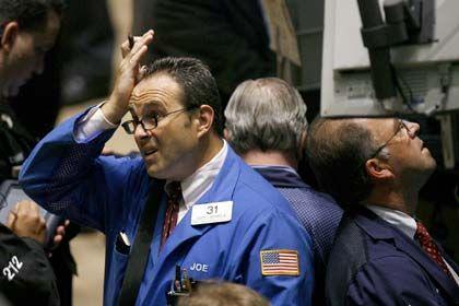 Sinkende Aktienkurse: Europäische Zentralbank fürchtet neues Milliardenrisiko
