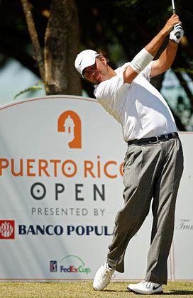"""Premiere in Rio Grande: """"Der PGA-Status ist mit Geld gar nicht zu bezahlen."""""""