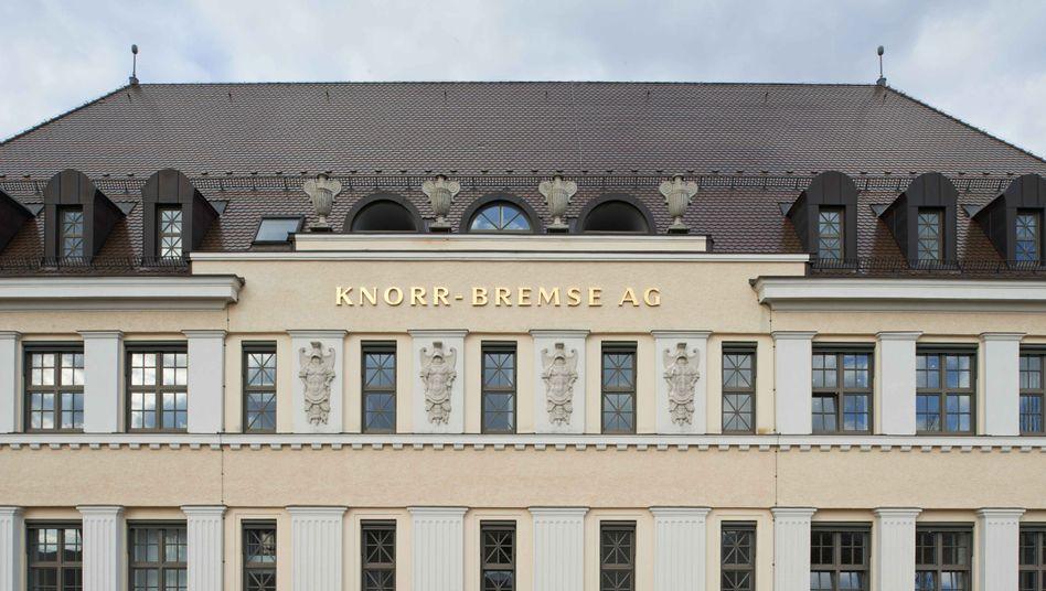 Knorr-Bremse macht Daimler-Manager zum Finanzchef