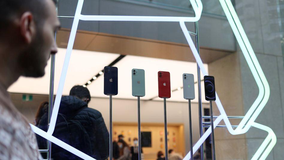Apple-Store in Australien: iPhone-Verkäufe brachen vor dem Start des iPhone 12 um ein Fünftel ein