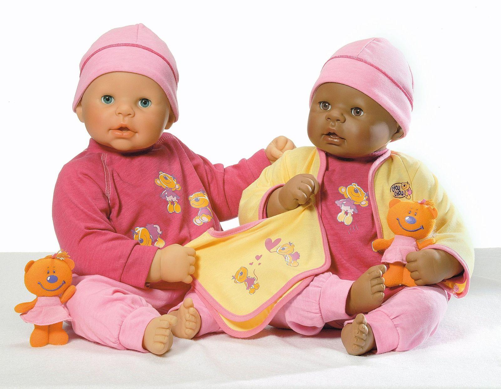 Zapf Creation / Puppen Chou Chou / Baby-Puppen