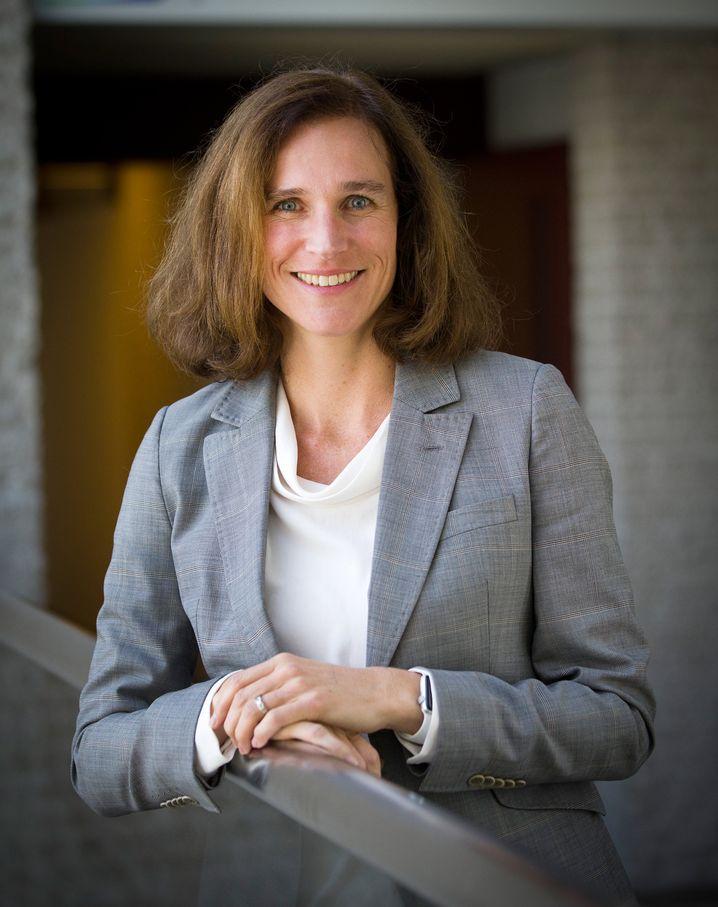 Ab Oktober im Siemens-Vorstand: Judith Wiese.