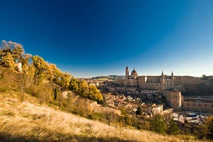 Feinste Renaissance: Der Palazzo Ducale in Urbino