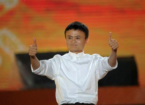 Alibaba-Gründer Jack Ma macht sich gern eigene Geburtstagsgeschenke