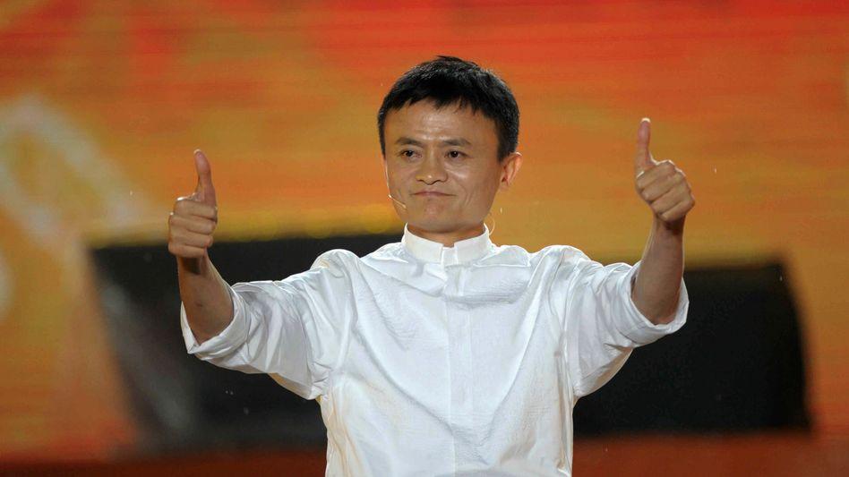 Alibaba-Gründer Jack Ma: Reichster Chinese