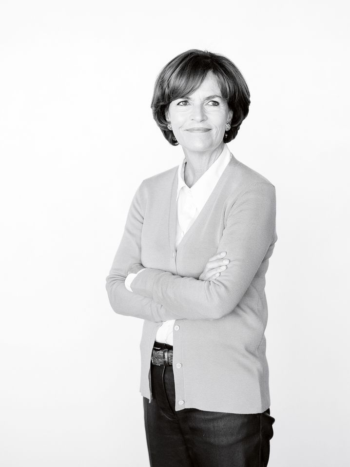 Berufen in die Hall of Fame der deutschen Wirtschaft: Nicola Leibinger-Kammüller.
