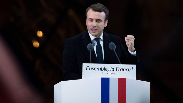 Frankreich und Deutschland im Vergleich: Welche Probleme Macron jetzt lösen muss
