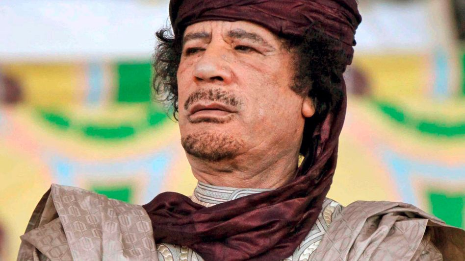 Milliarden gehortet: Die libyschen Rebellen haben in der Zentralbank viel Geld gefunden