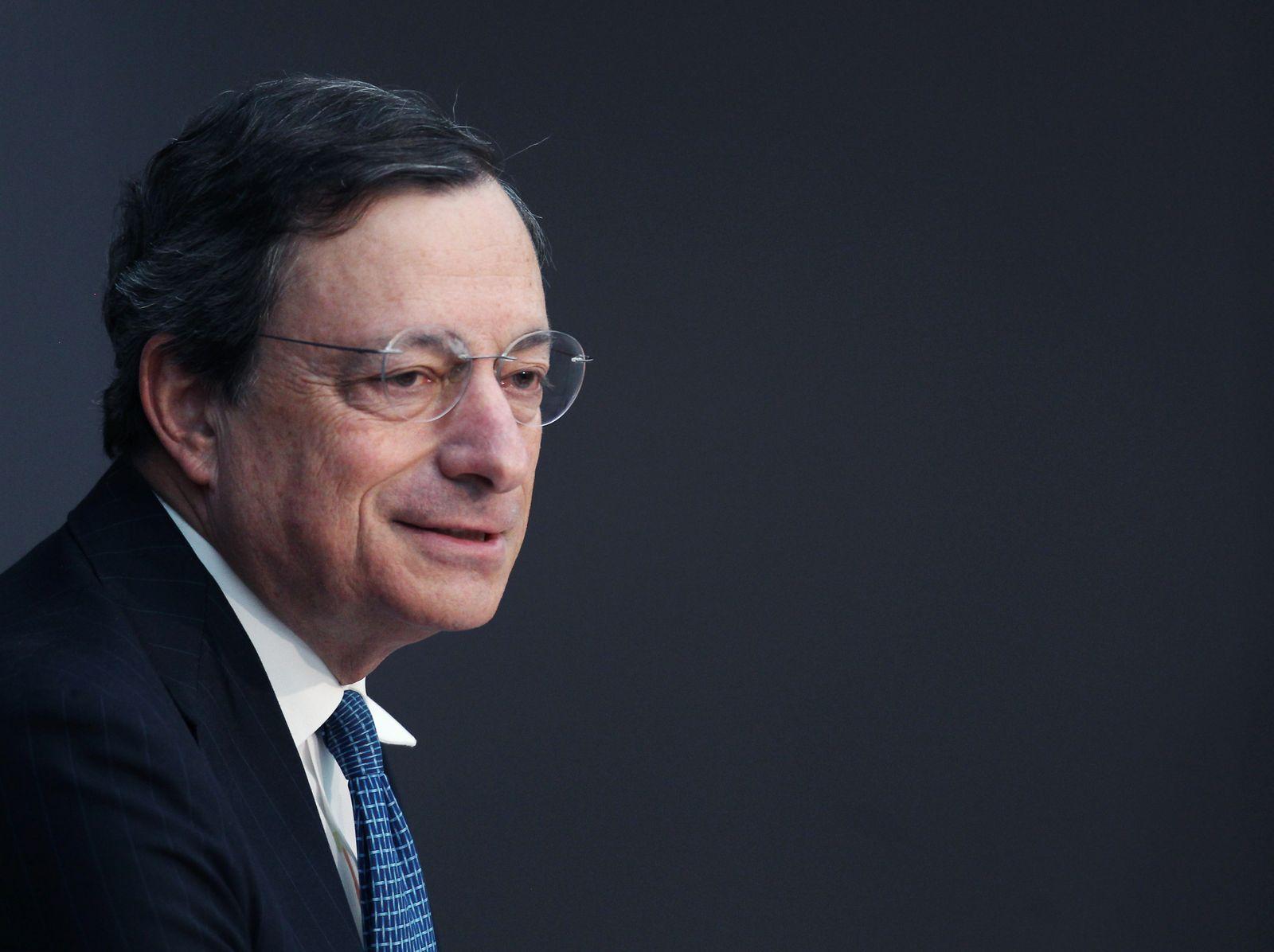 Europäische Zentralbank / Mario Draghi