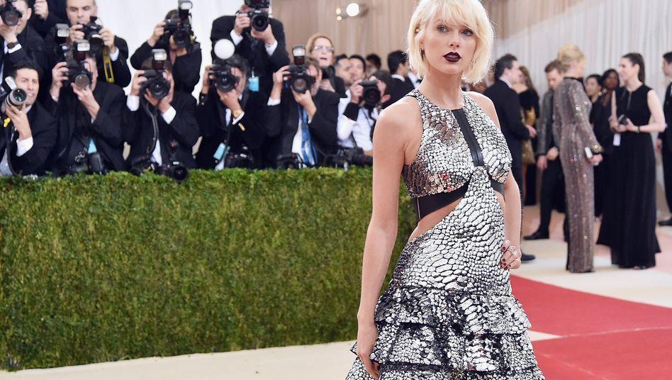 Musikgeschäft: Taylor Swift hat ihren Schnitt bereits gemacht. Nun will Amazon gemeinsam mit dem Internet-Radio Pandora das Musik-Streaminggeschäft aufmischen