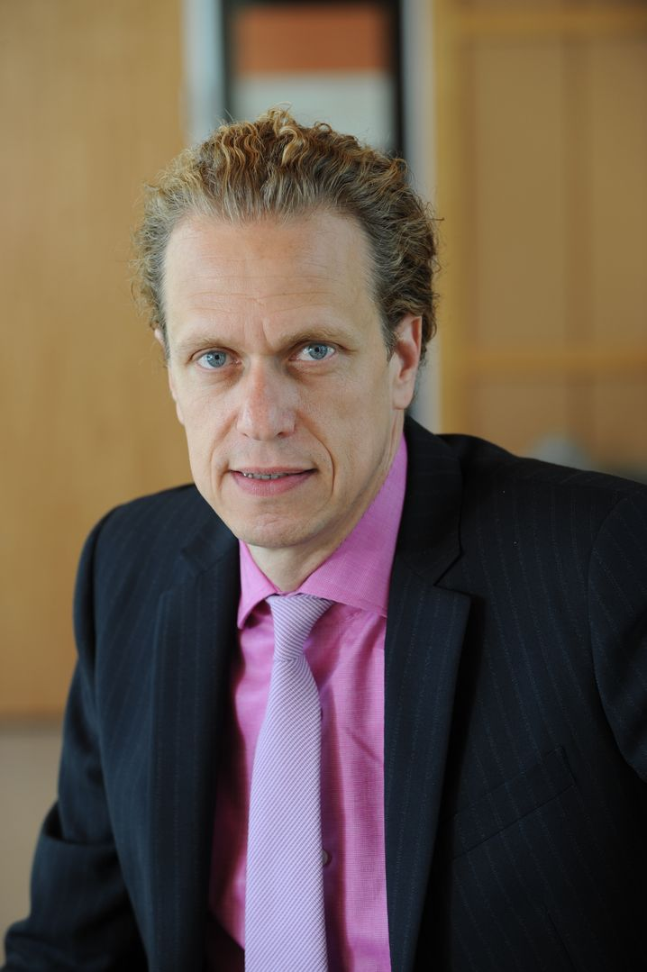 Christian Leuz, Professor der University of Chicago Booth School of Business