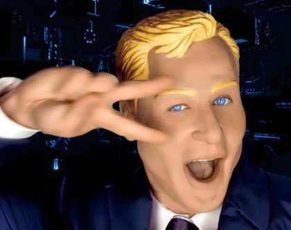 Witz- und Werbefigur: Robert T. Online war omnipräsent. Millionen Menschen kauften die Aktie der Telekom-tochter und wurden bitter enttäuscht.