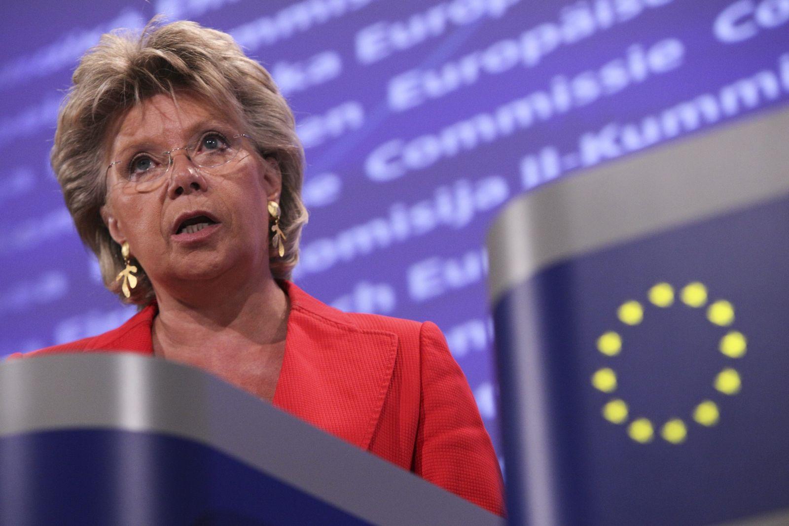 EU berät über Frankreichs Ausweisung der Roma