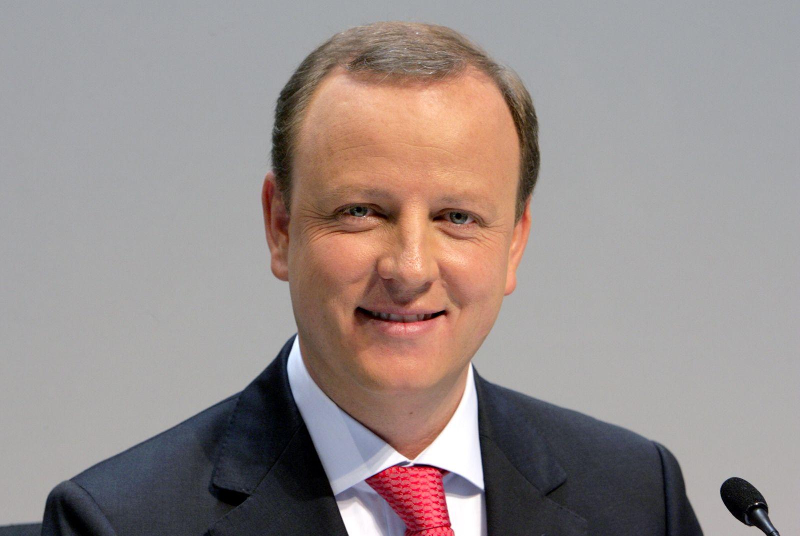 Stefan Krause / Vorstandsmitglied Deutsche Bank