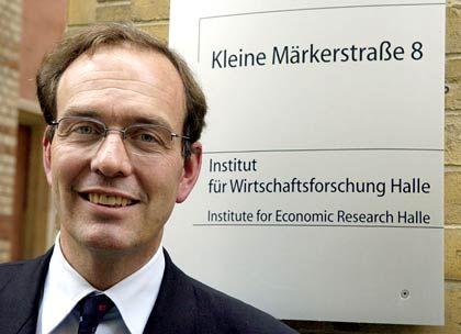 Neuer Präsident des IWH: Ulrich Blum
