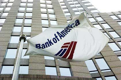 Bewegte Zeiten: Die Bank of America braucht offenbar noch mehr Kapital als erwartet.