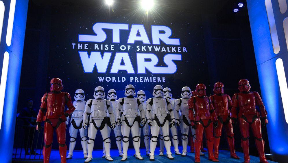Star Wars: Hollywood feiert die Weltpremiere