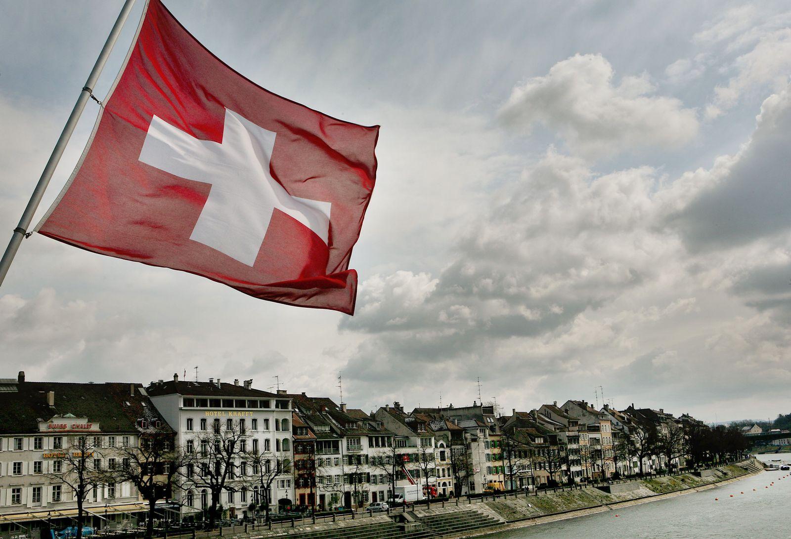 Krach um Steueroasen - Schweiz