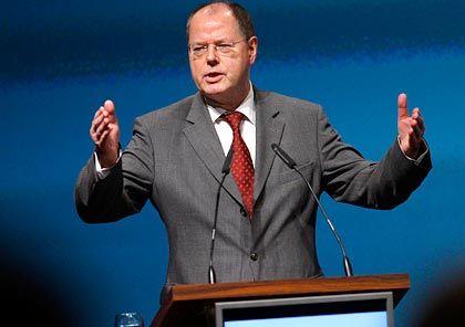 Predigt gegen Bittstellerprozession: Finanzminister Peer Steinbrück