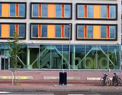 Gewinn gesteigert: Ahold-Zentrale in Amsterdam