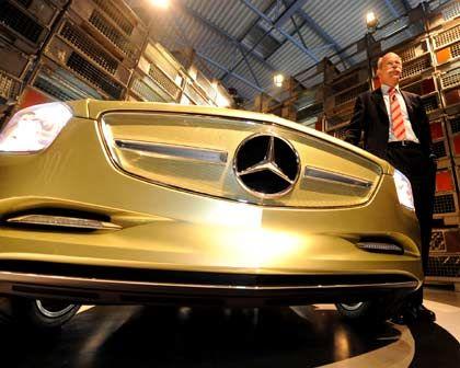 Daimler-Chef Zetsche: Lehnt Staatshilfe für Opel ab