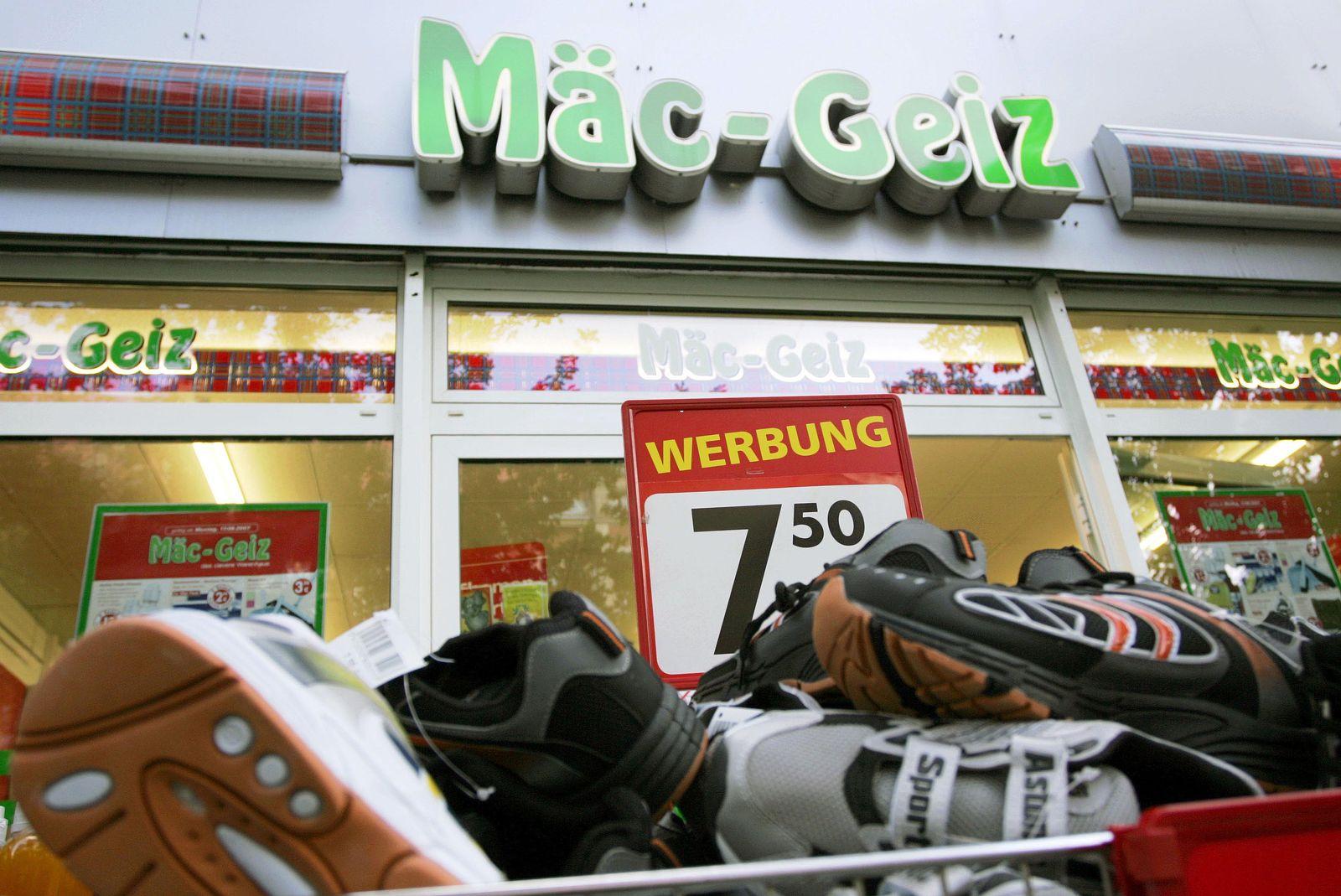 Mäc-Geiz / Mäc Geiz / Billigladen in Berlin