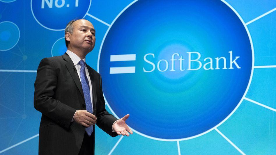 Risikomann: Softbank-Boss Masayoshi Son