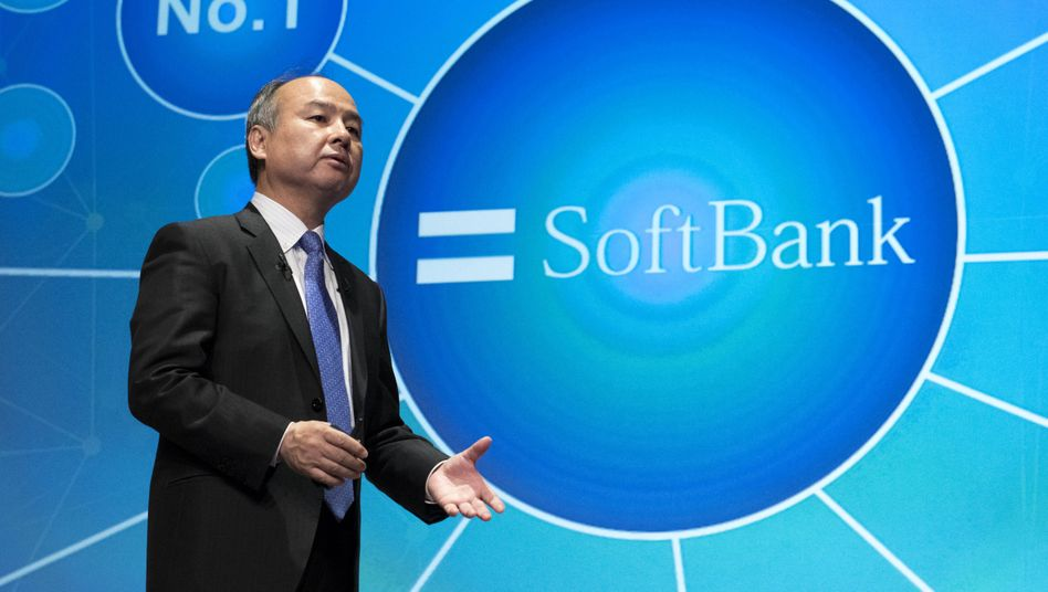 Risikomann: Softbank-Boss Masayoshi Son