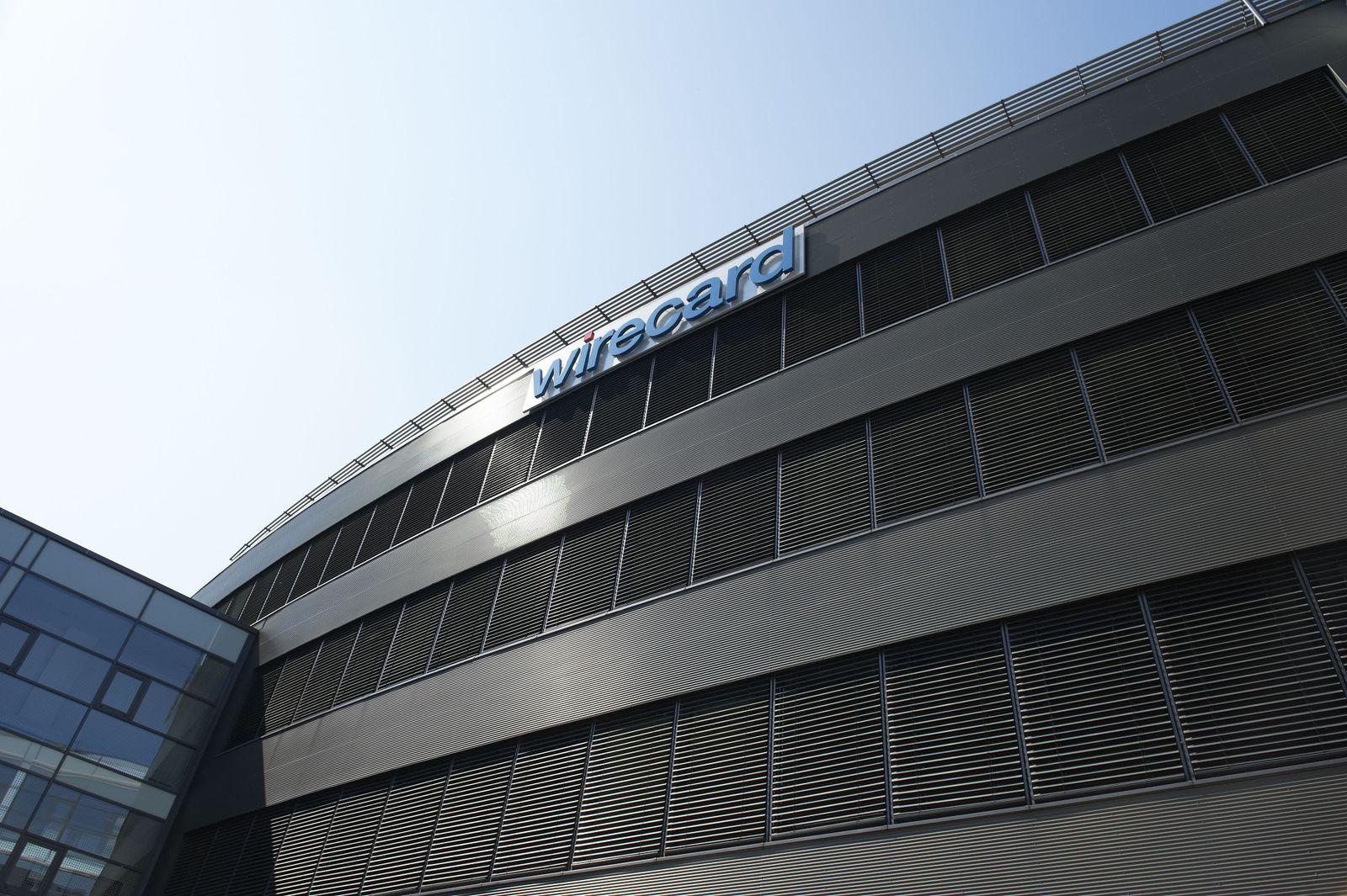 Hauptsitz Wirecard AG