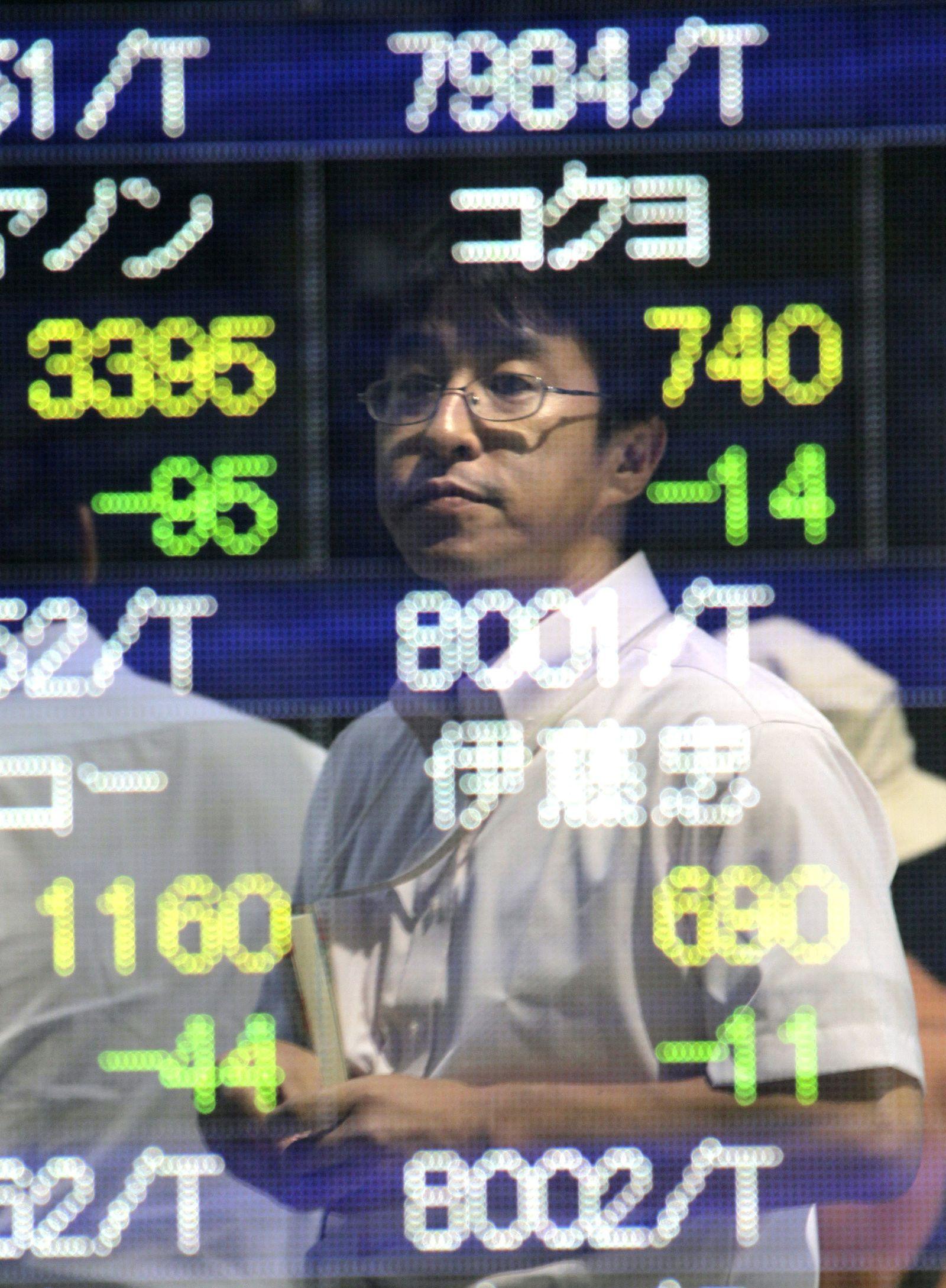 Japan World Markets/Nikkei