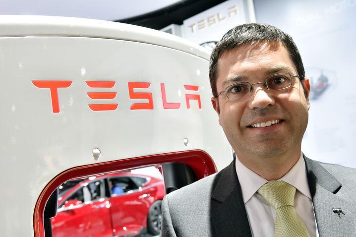 Tesla Semi statt Tesla S: Topmanager Jérôme Guillen