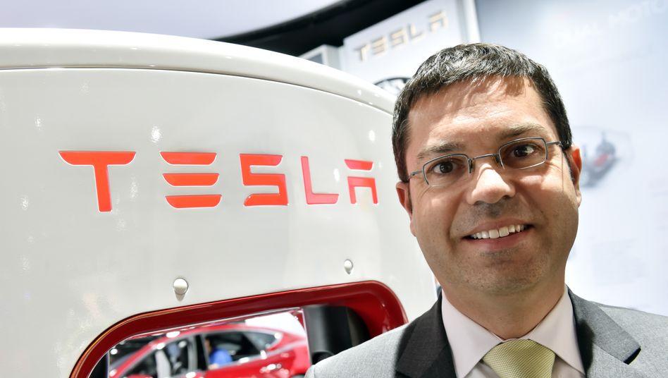 Jobwechsel: Jerome Guillen verlässt Tesla