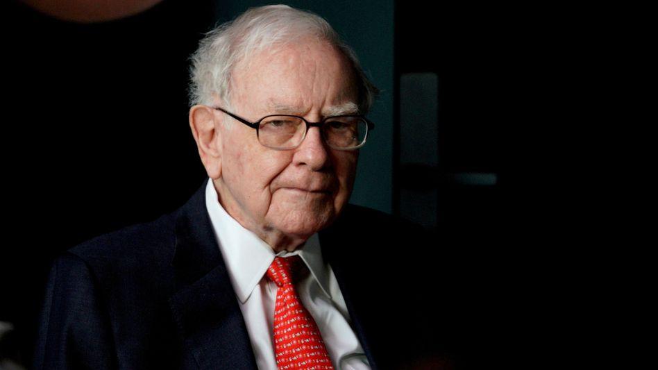 Auf dem Weg in den Ruhestand: Starinvestor Warren Buffett