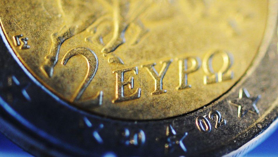 Griechische Euro: Die EU will Athen wohl entgegenkommen, damit die Griechen in der Euro-Zone bleiben