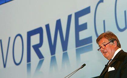 Weniger Gewinn: RWE-Chef Großmann meldet Einbußen