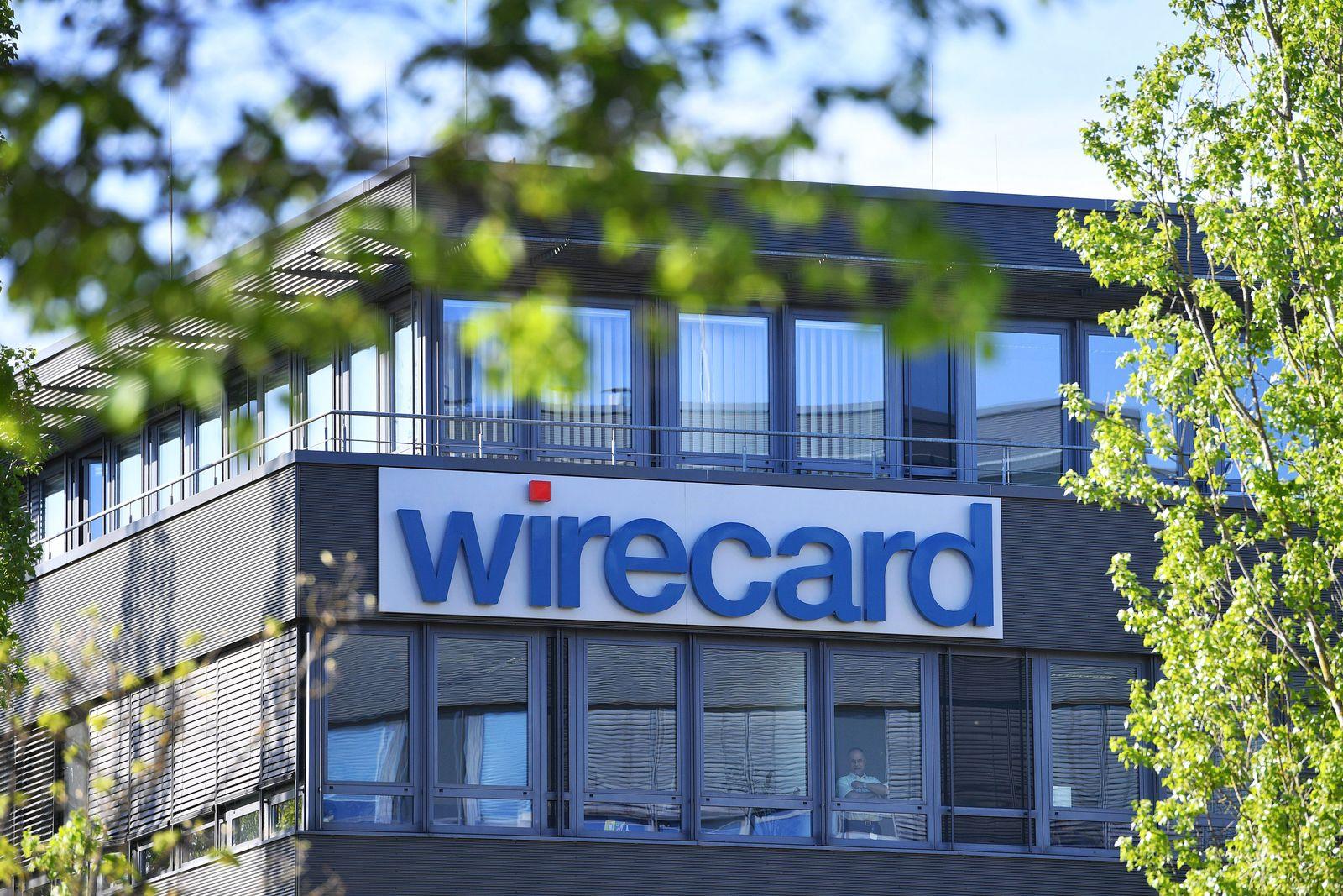 EINMALIGE VERWENDUNG Wirecard